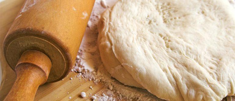 Несдобное тесто при диете рецепт.