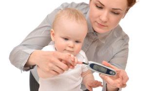 Симптомы и лечение сахарного диабета у детей